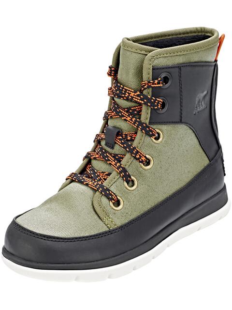 Sorel W's Explorer 1964 Boots Hiker Green/Black